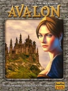 The Resistance : Avalon (IB&C)